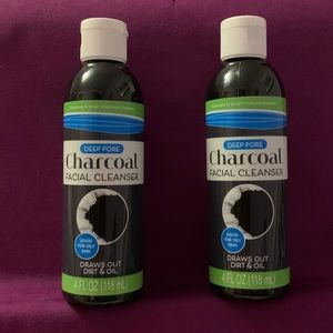 Other - New charcoal face cleanser for oily skin bundle